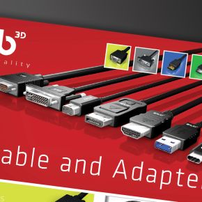 Club 3D Cables and Adapter Catalog 2021