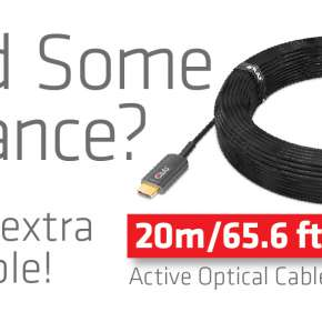 CAC-1379 HDMI™ Active Optical Cable