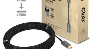 Cable AOC con certificación HDMI™ Ultra High Speed 4K120Hz/8K60Hz Unidireccional  M/M 15m/49,21 pies